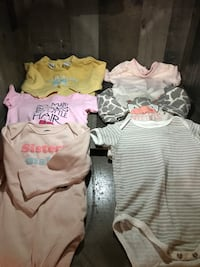 Baby cloths size 6-12 months