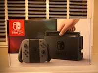 New brand Black nintendo switch  Herndon, 20171