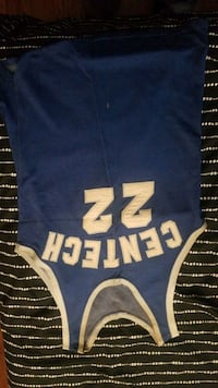 throwback central tech basketball Jersey Small Toronto, M9N 3W4