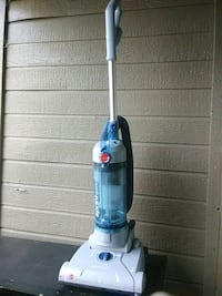 white and blue upright vacuum cleaner Clovis, 93611