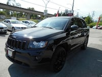2013 Jeep Compass NORTH AWD langley