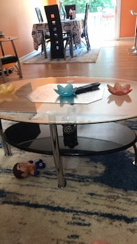 Coffee table with two side tables Woodbridge, 22193