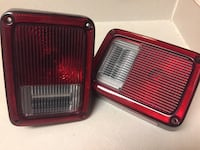Jeep Wrangler JK Tail Lights, 2013-2017 McLean, 22102