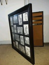 Wood Picture Frame with Hidden Jewelry Area  Los Angeles, 90045