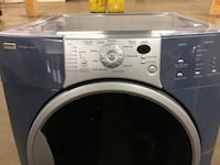 KENMORE GAS DRYER Blue w/Stand Alexandria, 22304