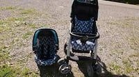 infant car seat and stroller Maidsville, 26541