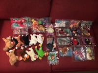28 TY Teenie Beanie Babies (most still sealed) 22 mi