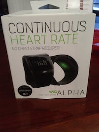 Mio Heartrate Watch strapless Milton, L9T