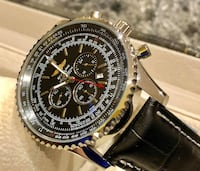 BRAND NEW BREITLING NAVITIMER WATCH FOR MEN *NO LOW OFFERS PLEASE* 535 km