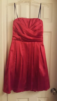 Red strapless dress  Costa Mesa, 92626