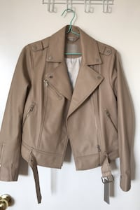 Soia & Kyo soft genuine leather jacket size L Montreal