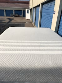 Lucid Memory Foam Mattress with boxspring- Delivery Available  Aurora, 80045