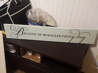 Believe in miracles everyday quote Mapleton, 84664