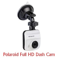 New Polaroid 1080p Full HD Smart Dash Cam DVR Hyattsville