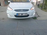 2013 Hyundai Accent Blue 1.6 CRDI MODE Kafkas