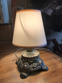 Custom Made Medicine Rock Original Accent Lamp Romance, 72136