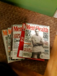 Mens Health London, N5V 4M5