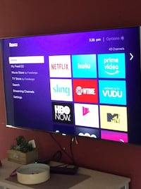 """SAMSUNG 8 Series 55"""" smart TV~Remote and wall mount included ~FINAL PRICE REDUCTION ! Chester, 06412"""