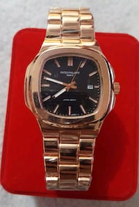PATEK philippe gold rose  AAA Stockholm, 124 61