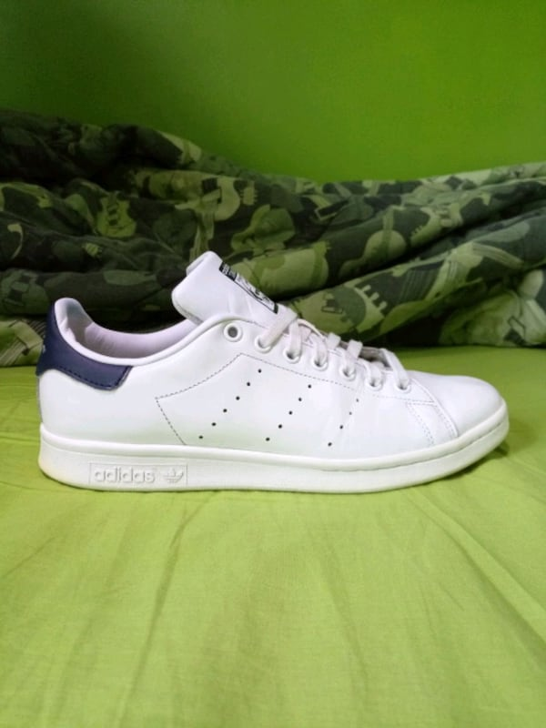 USED Adidas Stan Smith Navy Blue (Mens) 0ff333f6-767b-4bf2-8bef-f733e423cbb1
