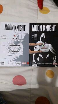 Moon Knight Cilt 1 ve 2