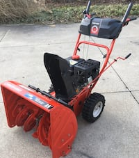 "24"" Snowblower and Power Shovel Package"