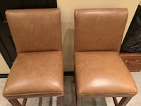 Set of leather bar stools Brentwood, 37027