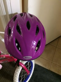 pink Bell bicycle helmet for 5 years old girls Calgary, T3C 0R6