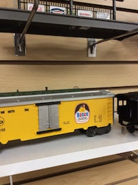 Lionel 0. gauge Box car