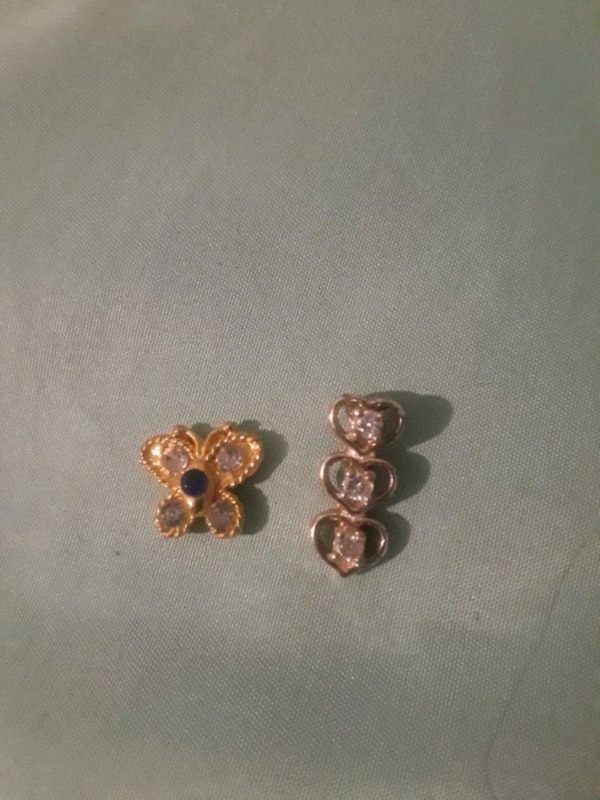 Used Past present and future necklace charms for sale in Rossville - letgo