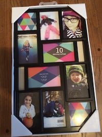 Collage picture frame  Utica, 61373