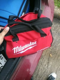 red and black Milwaukee duffel bag Richmond, 77406