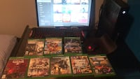 Xbox 1 1tb keyboard and mouse a Samsung TV 21 inching 8 games Edmonton, T5Z 3W5
