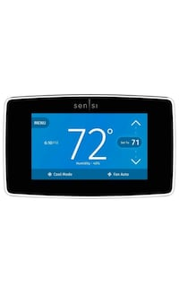 Emerson Sensi Touch Wi-Fi Smart Thermostat with Touchscreen ST75