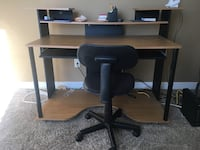 Computer Desk with Chair Bel Air, 21015