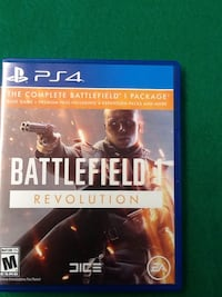 PS4 Battlefield  Ashtabula, 44004