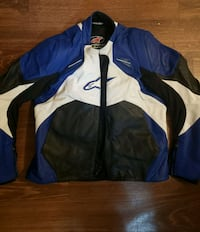 Alpine star leather motorcycle jacket  Catonsville, 21228