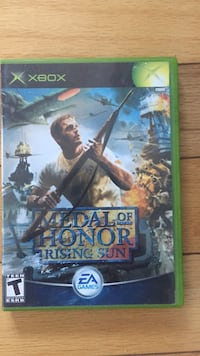 Xbox Classic Medal Of Honor: Rising Sun game La Mesa, 91942
