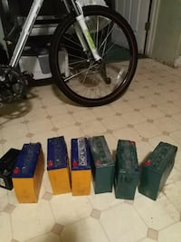 E bike batteries and parts just missing a few smal Guelph, N1E 1E7