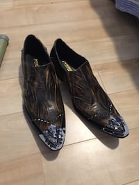 Designer Shoes / Size 13 / Leather  Halifax, B3M 2P5
