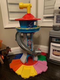 Paw patrol lookout tower New York, 10309