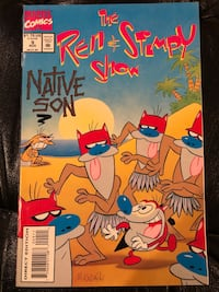 Marvel Comics The Ren & Stimpy Show Vol 1, #9, August 1993 564 km