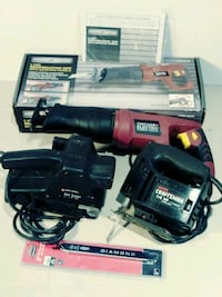 RED AND BLACK POWER TOOLS Hallandale Beach, 33009