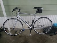 gray and black road bike Casper, 82604