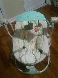 Baby automatic swing