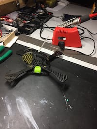 Racing quadcopter frame geprc leopard