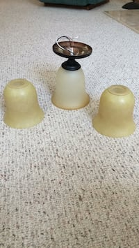 light   and pendant globes