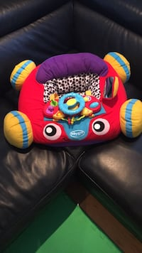 Baby toy seat