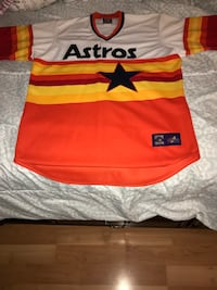 XL cooperstown authentic mint condition Houston Astros jersey Rockville, 20850