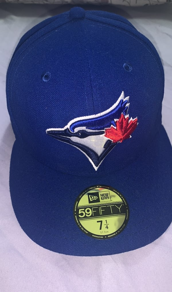 Toronto Blue Jays 59FIFTY fitted hat 0